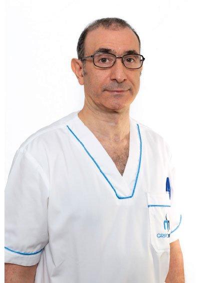 Dr. Marcos Gabriel Attar Srur